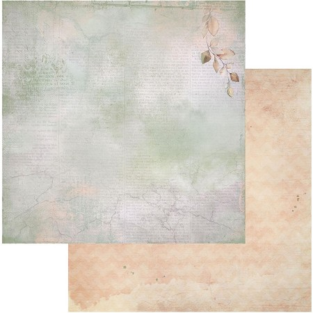 "49 and Market - Ethereal Whisper 12""x12"" Double-Sided Cardstock"