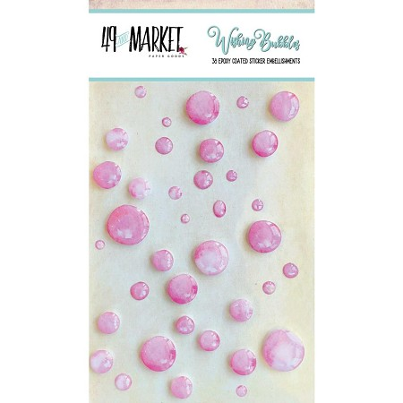 49 and Market - Wishing Bubbles - Bubblegum
