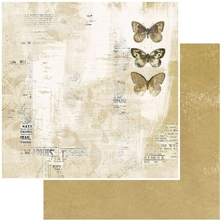 "49 and Market - Lucent Ladies Vintage Artistry Everyday 12""x12"" Double-Sided Cardstock"