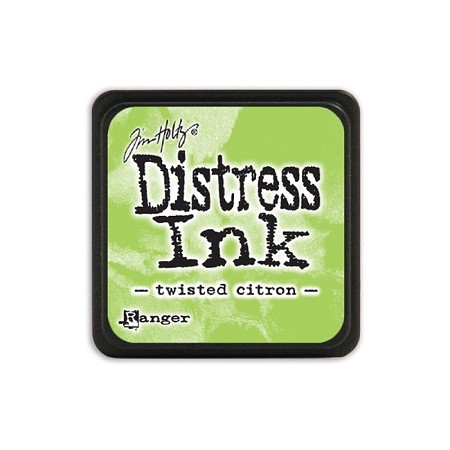 Ranger - Tim Holtz Mini Distress Ink Pad - Twisted Citron