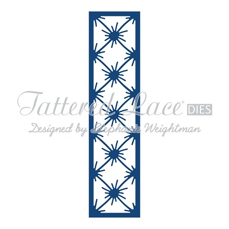 Tattered Lace - Dies - Cushion Panel