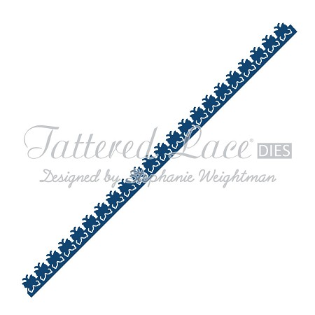 Tattered Lace - Dies - Butterfly Border