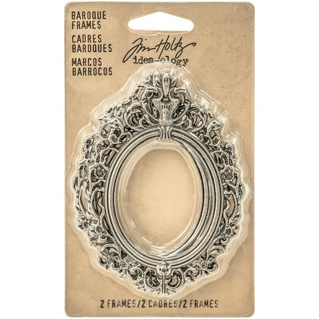 Advantus - Tim Holtz Idea-ology - Baroque Frames