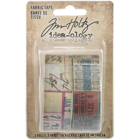 Advantus Tim Holtz Idea-ology - Fabric Tape
