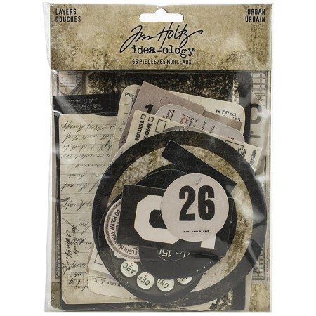 Advantus Tim Holtz Idea-ology - Urban Layers