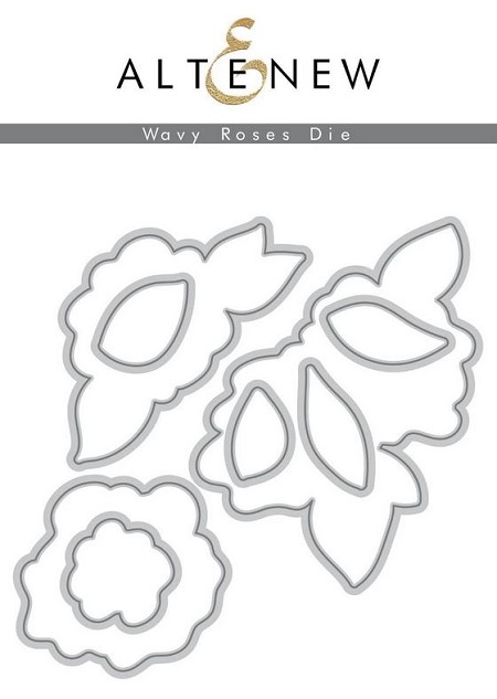 Altenew - Cutting Dies - Wavy Roses