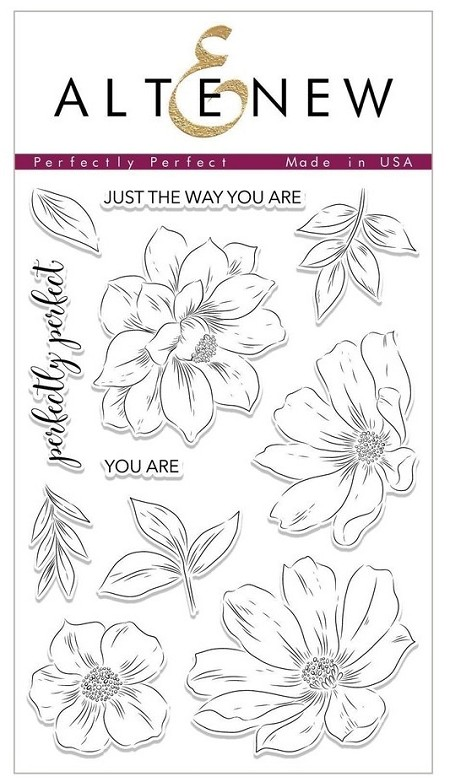 Altenew - Clear Stamps - Perfectly Perfect