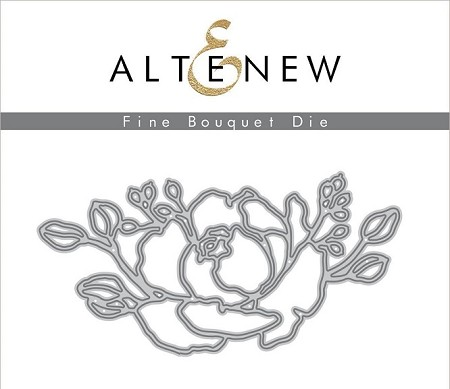 Altenew - Cutting Dies - Fine Bouquet