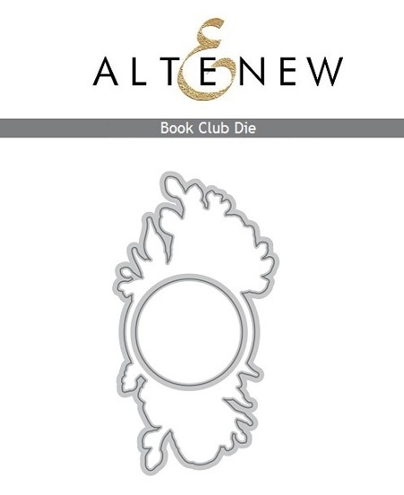 Altenew - Cutting Dies - Book Club