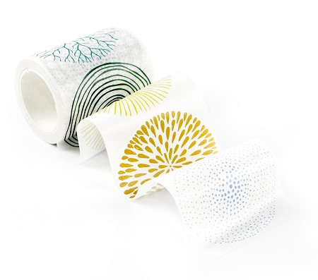 "Altenew - Washi Tape - Round Art 2.25"" Washi Tape"
