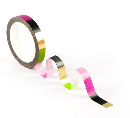 "Altenew - Washi Tape - Sweet Pea Palette 0.25"" Washi Tape"