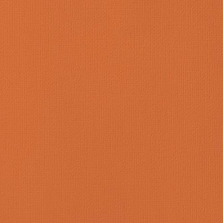 "American Crafts - 12"" x 12"" Textured Cardstock - Apricot"