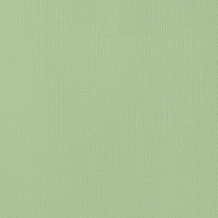 "American Crafts - 12"" x 12"" Textured Cardstock - Mint"