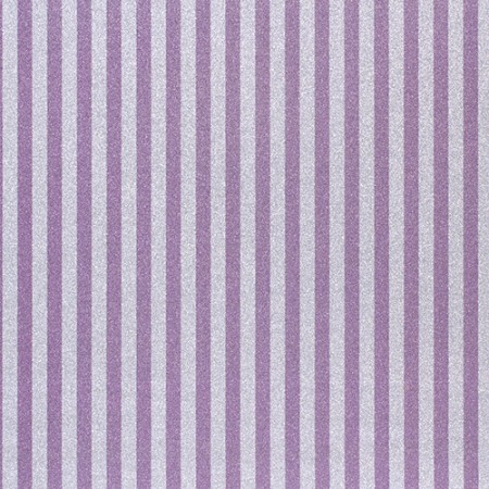 American Crafts - Pow! Collection - 12x12 Glitter Paper - Stripes - Orchid