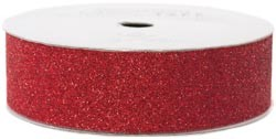 "American Crafts Glitter Tape - Rouge - (7/8"" x 3 yards)"