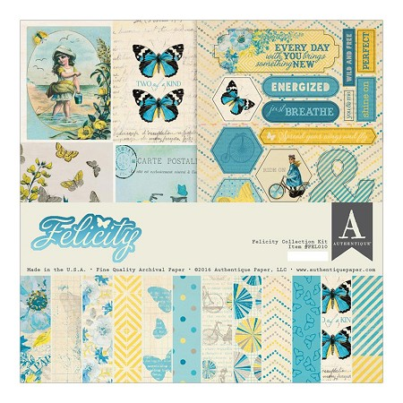Authentique - Felicity Collection - Collection Kit
