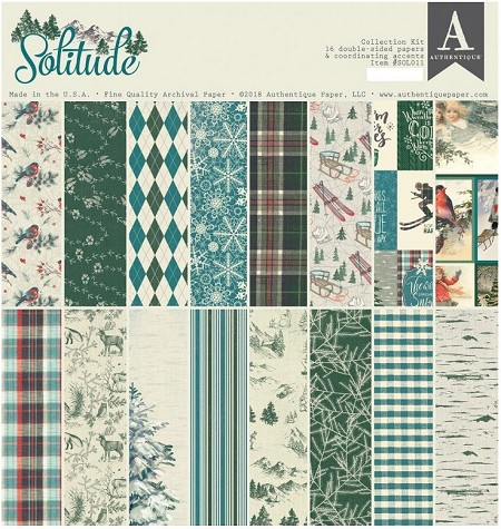 Authentique - Solitude Collection - Collection Kit
