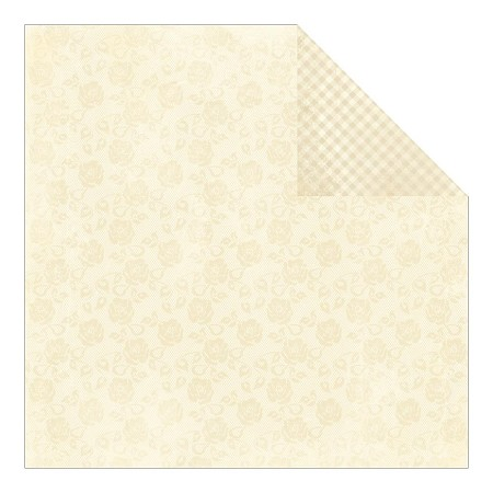 "Authentique - Faith Collection - 12""x12"" Double Sided Cardstock - Gentle"