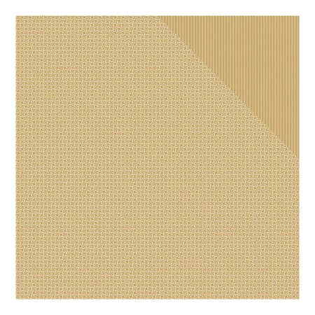 "Authentique - Spectrum Series - Honeycomb Pinwheel/Stripe 12""x12"" Cardstock"