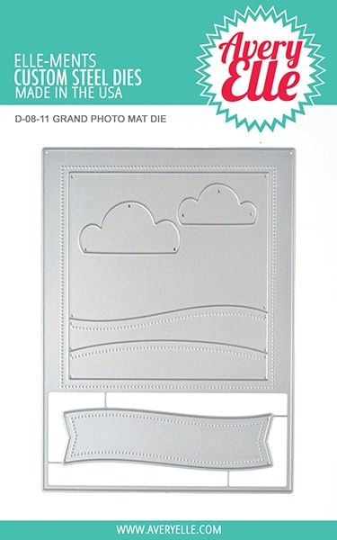 Avery Elle - Elle-ments Dies - Grand Photo Mat