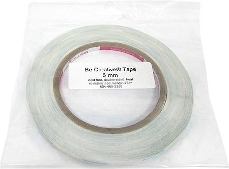 "Be Creative Tape - 5mm (approx. 3/16"") (25 meters)"