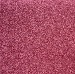 Best Creation Solid Glitter Cardstock - Coral