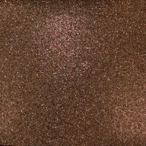 Best Creation Solid Glitter Cardstock - Bronze Copper