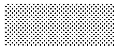 B-Line Designs - Cling Stamp - Polka Dots