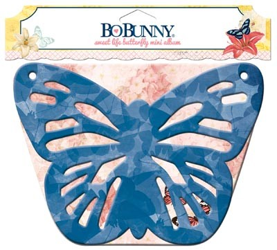 Bo Bunny - Sweet Life Collection - Butterfly Mini Album