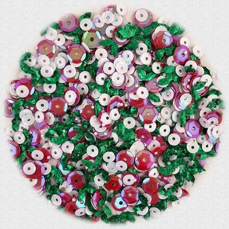 28 Lilac Lane/Buttons Galore - Premium Sequins - Holly