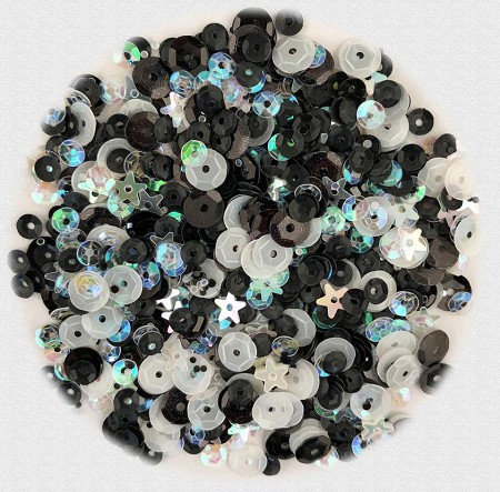 28 Lilac Lane/Buttons Galore - Premium Sequins - Formal