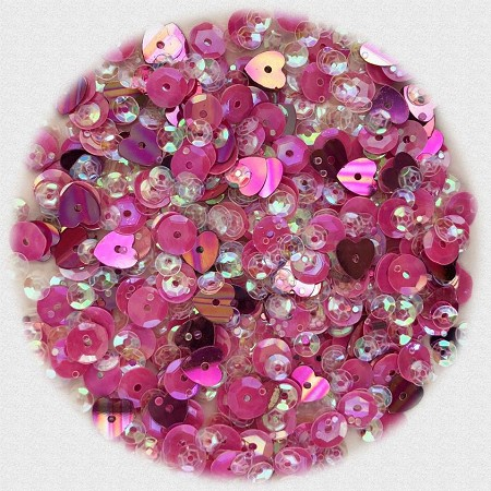 28 Lilac Lane/Buttons Galore - Premium Sequins - Bloom
