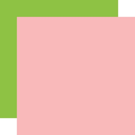 "Carta Bella - Farm to Table Collection - Pink/Green 12""x12"" Cardstock"