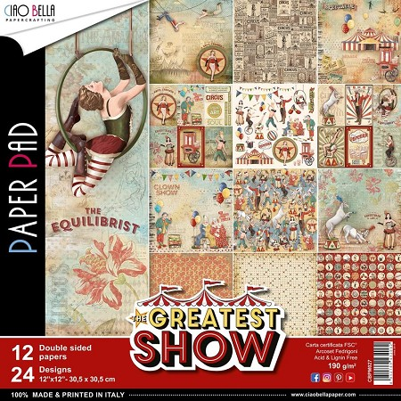 Ciao Bella - Greatest Show Collection - Paper Collection Kit