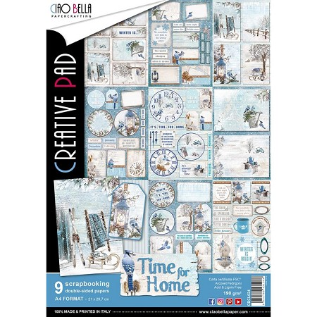 Ciao Bella - Time For Home Collection - Creative Pad