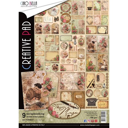 Ciao Bella - The Muse Collection - Creative Pad