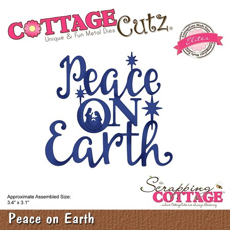 Cottage Cutz - Die - Peace On Earth (Elite)
