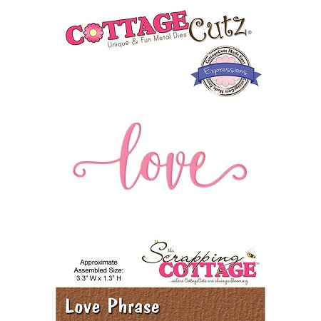 Cottage Cutz - Die - Love