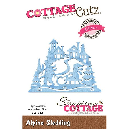 Cottage Cutz - Die - Alpine Sledding (Elite)