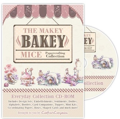 The Makey Bakey Mice Everyday Collection Cd Rom