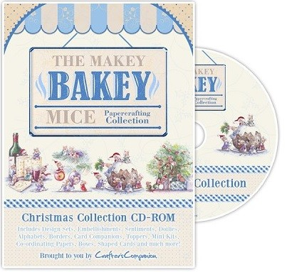 The Makey Bakey Mice Christmas Collection - CD-ROM