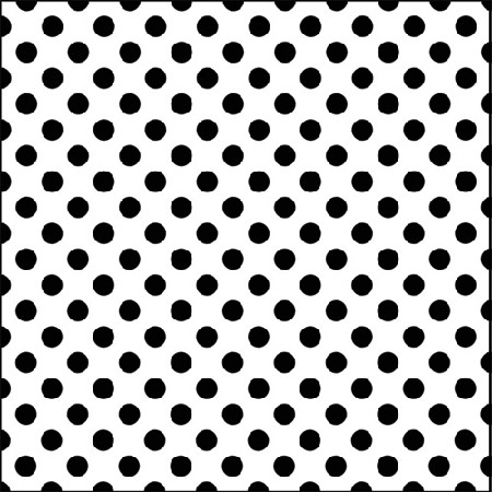 "The Crafters Workshop-12"" Templates-Swiss Dot"
