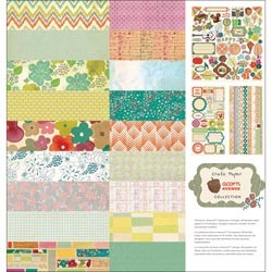 Crate Paper - Acorn Avenue Collection - Collection Pack :)