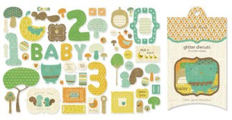 Crate Paper-Little Sprout-Die Cuts