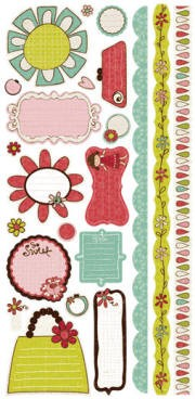 Crate Paper-Paper Dolls-Journal Stickers