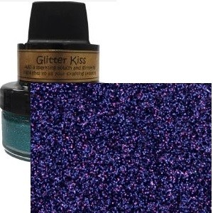Creative Expressions - Cosmic Shimmer Glitter Kiss - Vintage Violet