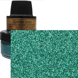Creative Expressions - Cosmic Shimmer Glitter Kiss - Ocean Spray