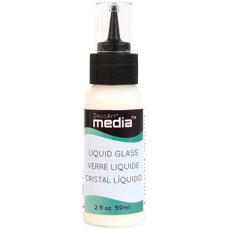 DecoArt - Mixed Media System - Liquid Glass DMM14 (2 fl oz)