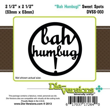Die-Versions Die - Sweet Spots - Bahumbug