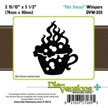 Die-Versions Die - Whispers - Cocoa Mug